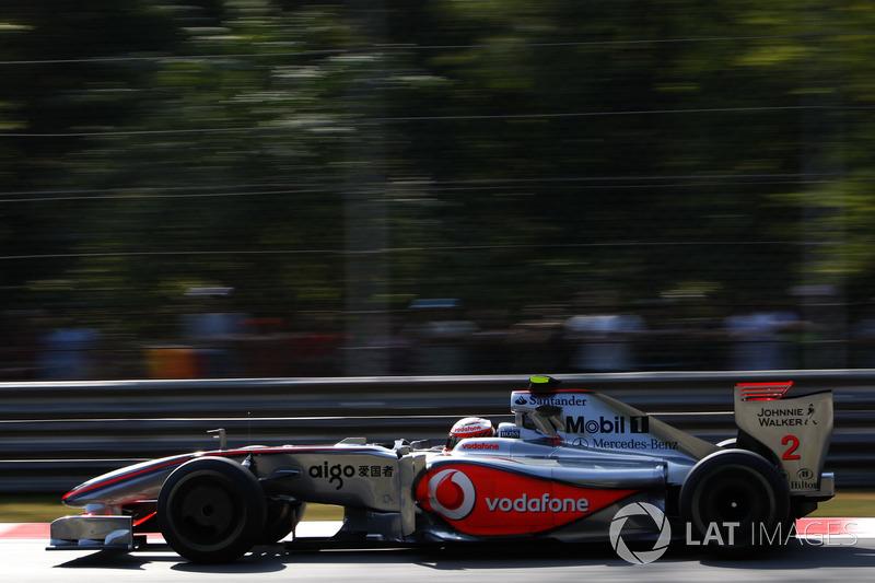 Heikki Kovalainen, McLaren MP4-24 (2009)