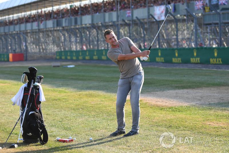 Ian Poulter, Golfeur