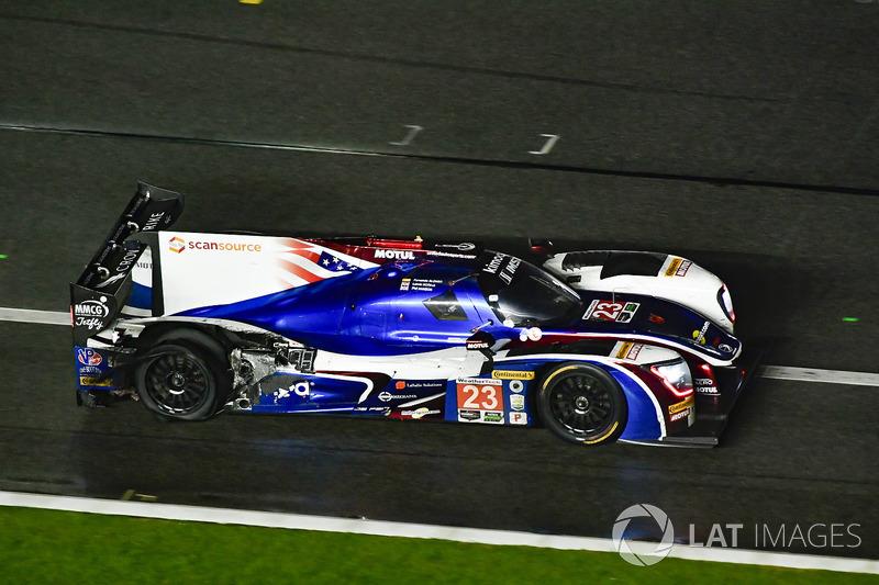 #23 United Autosports Ligier LMP2