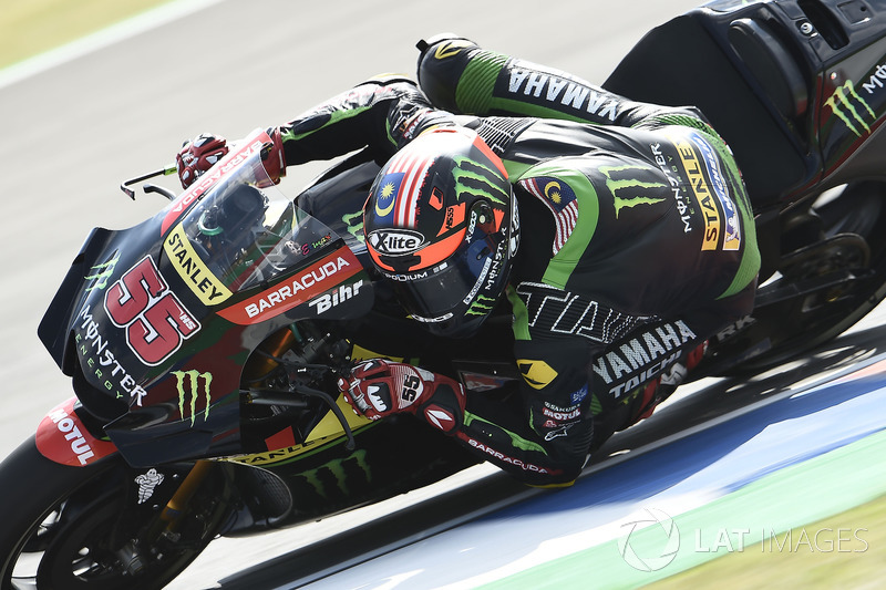 22. Hafizh Syahrin, Monster Yamaha Tech 3