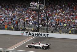 Will Power, Team Penske Chevrolet takes the win