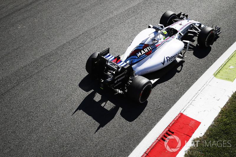 2015: Williams FW37 - 121 pontos, sexto lugar no Mundial de Pilotos
