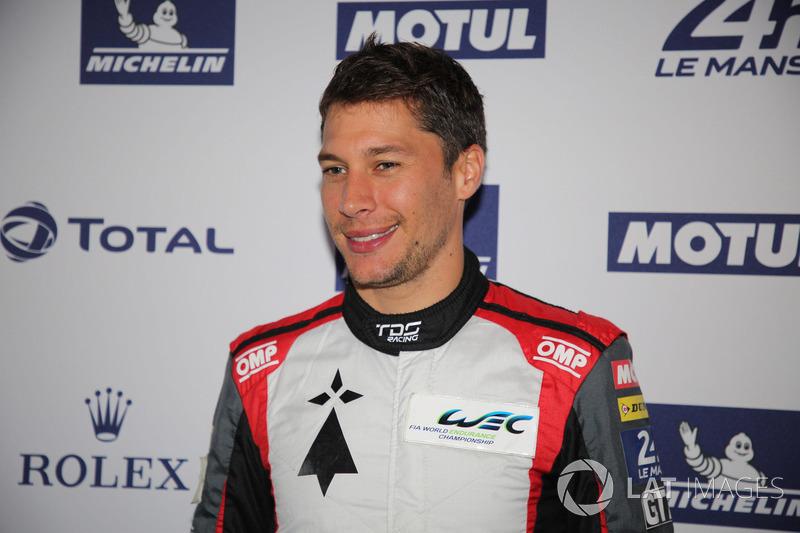 Loic Duval, TDS Racing