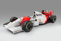 1993 McLaren-Cosworth Ford MP4/8A of Ayrton Senna