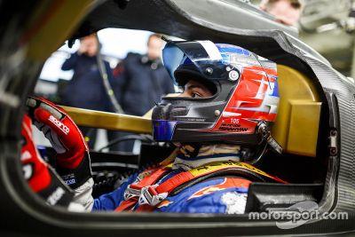 Dallara BR1 LMP1 Portimao testing