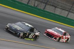 Kurt Busch, Stewart-Haas Racing, Ford Fusion Monster Energy / Haas Automation Austin Dillon, Richard Childress Racing, Chevrolet Camaro AAA