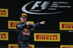 Daniil Kvyat, Red Bull Racing, 3.