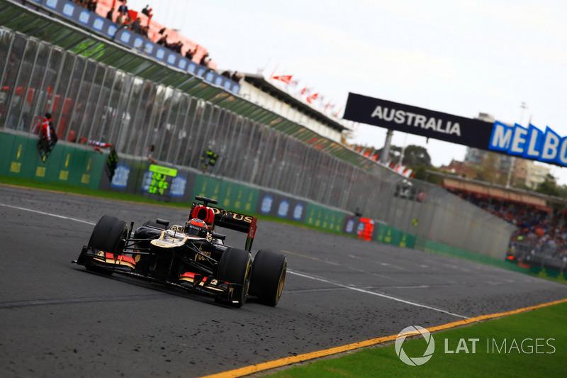 2013: Kimi Räikkönen, Lotus-Renault E21