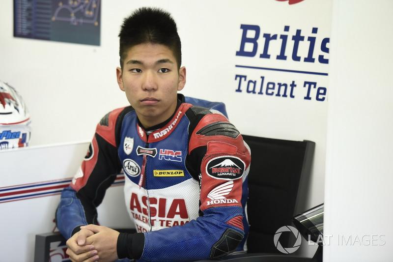 Kazuki Masaki, Asia Talent Team