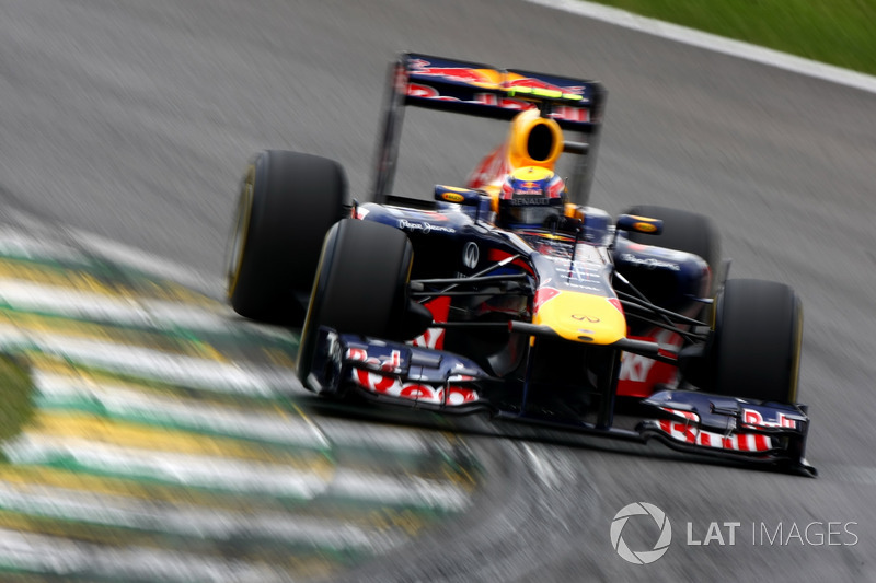 30. Red Bull Racing RB7, Formula 1