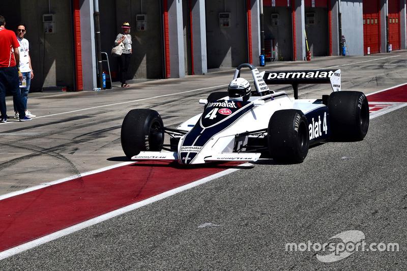 Риккардо Патрезе, Brabham BT49
