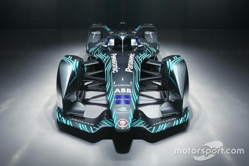 La Jaguar pour la saison 2018-19 de Formule E