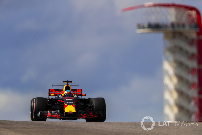 4. Даниэль Риккардо, Red Bull Racing
