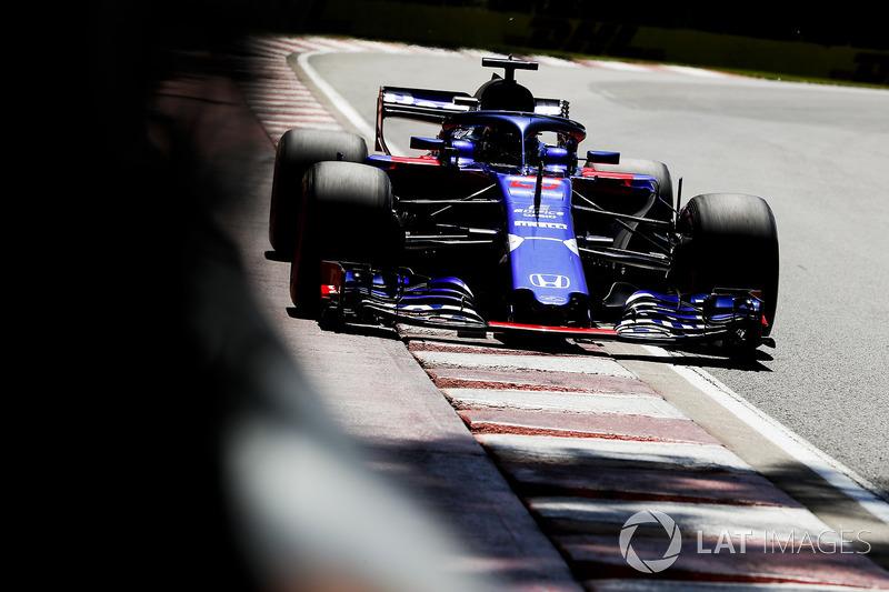 18. Брендон Хартлі, Toro Rosso — 1