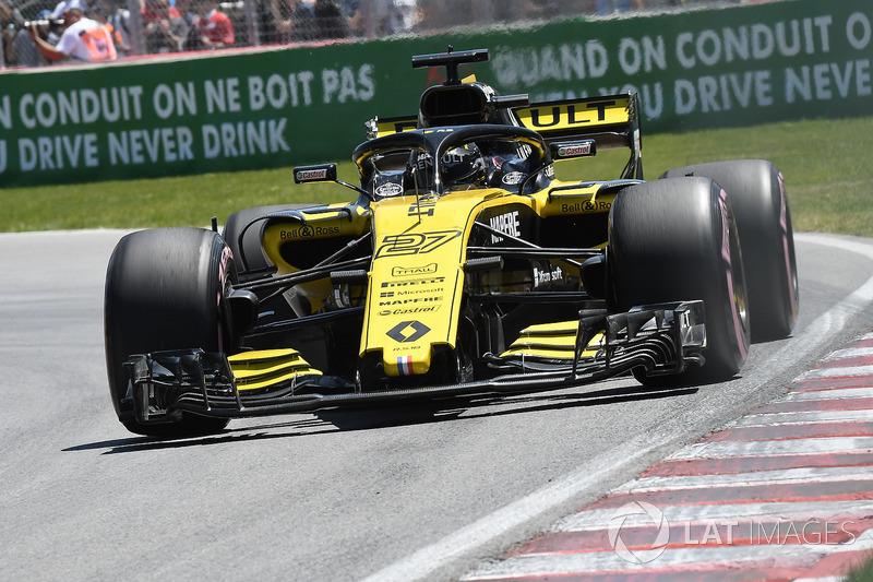 7: Нико Хюлькенберг, Renault Sport F1 Team R.S. 18, 1'11.973