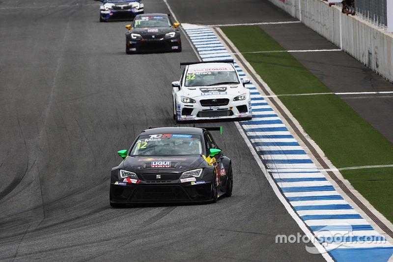 Alexander Mies, Kratingdaeng Racing Team, SEAT León Cup Racer