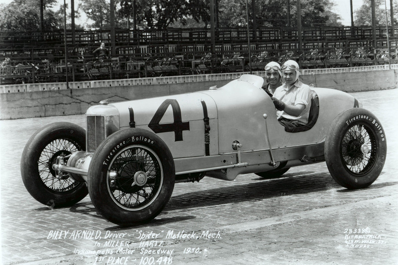 1930: Билли Арнольд