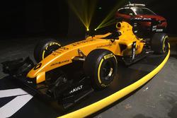 Decoración Renault F1 Team 2016