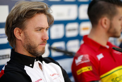 Пресс-конференция: Ник Хайдфельд, Mahindra Racing