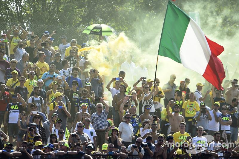 Misano ist Rossi-Land