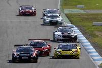 #55 Aust Motorsport, Audi R8 LMS: Steve Feige, Bas Schothorst; #32 Bonaldi Motorsport, Lamborghini Huracán GT3: Florian Spengler, Emanuele Zonzini