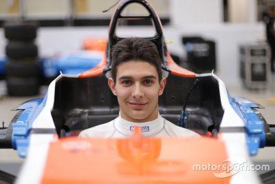 Manor Racing anuncio de pilotos