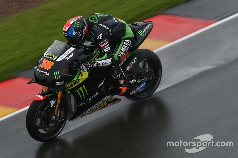 Bradley Smith – Yamaha – Platz 13