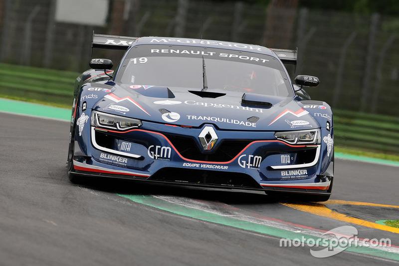 #19 Equipe Verschuur, Renault RS01: Roy Geerts, Miguel Ramos