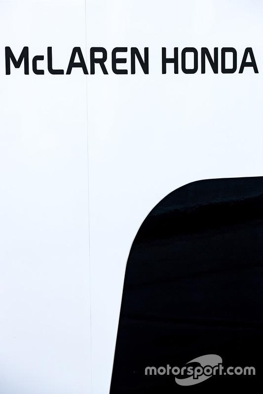 McLaren Honda logo