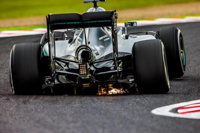 2016: Nico Rosberg, Mercedes F1 AMG