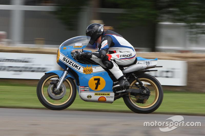 Freddie Sheene, Suzuki XR14 RG500