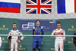 Alex Lynn, DAMS Sergey Sirotkin, ART Grand Prix Arthur Pic, Rapax