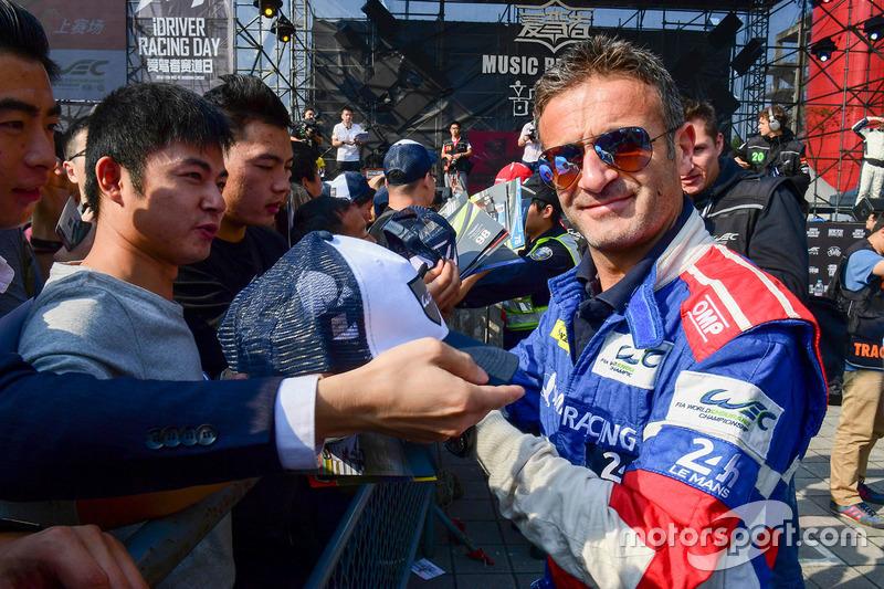 #27 SMP Racing BR01 Nissan: Nicolas Minassian