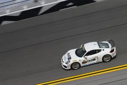 #21 Muehlner Motorsports America, Porsche Cayman GT4: Kyle Marcelli, Cameron Lawrence