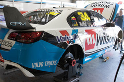 Car of James Moffat, Garry Rogers Motorsport Holden