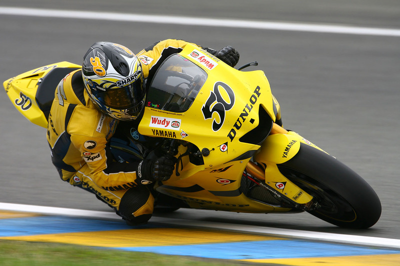 2007 - Sylvain Guintoli (MotoGP)