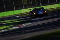 #51 Spirit of Race, Ferrari F488 GTE: Gianluca Roda, Giorgio Roda, Andrea Bertolini