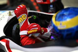 Перчатки Себастьена Бурдэ, Dale Coyne Racing Honda