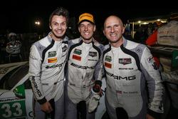 Ganador GTD: #33 Riley Motorsports Mercedes AMG GT3: Jeroen Bleekemolen, Ben Keating, Mario Farnbacher