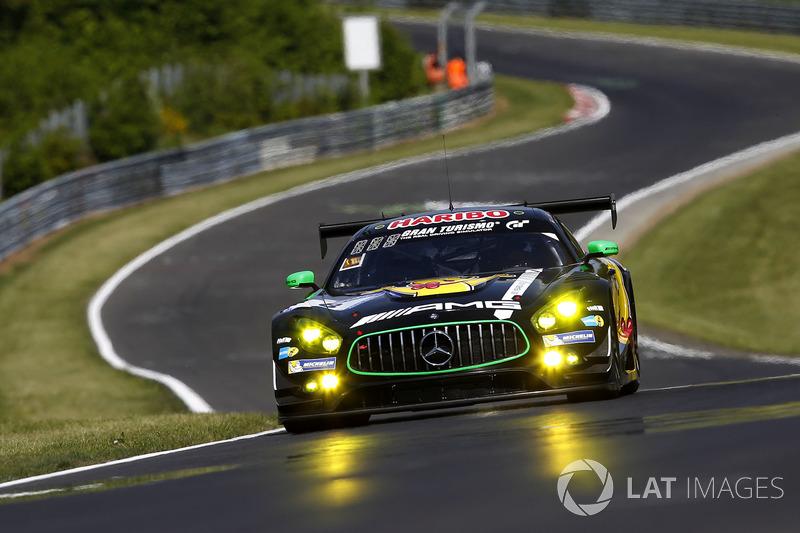 2. #8 Haribo Racing Team, Mercedes-AMG GT3