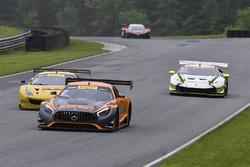 #2 CRP Racing Mercedes, AMG GT3: Ryan Dalziel, Daniel Morad