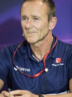 Jorg Zander, Teknik Direktör, Sauber F1