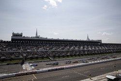 Takuma Sato, Andretti Autosport Honda startta lider