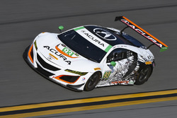 #93 Michael Shank Racing Acura NSX: Енді Лаллі, Кетрін Легг, Марк Вілкінс, Грем Рейхол