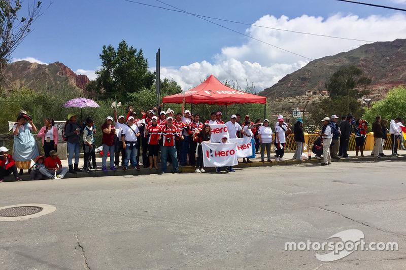 Fans von Hero MotoSports Team Rally