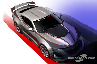 Chevrolet Camaro GT4.R onthulling