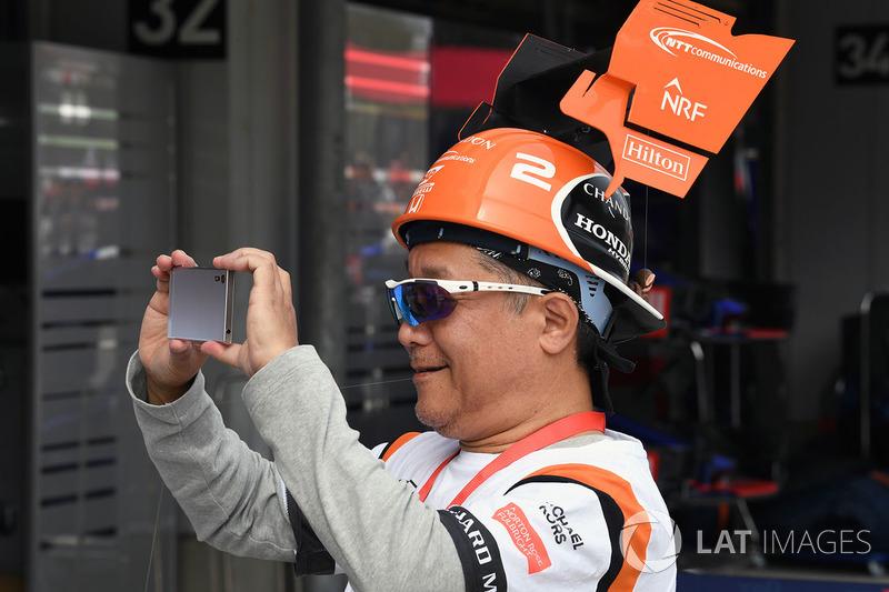 Уболівальник McLaren