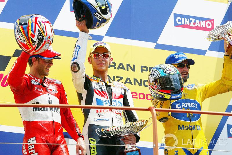 №27. Гран При Италии, 2003 год