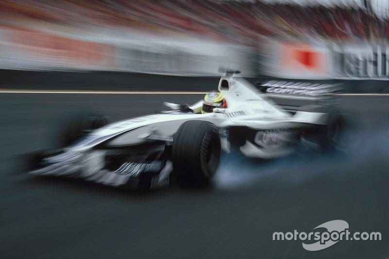 Ральф Шумахер, Williams BMW