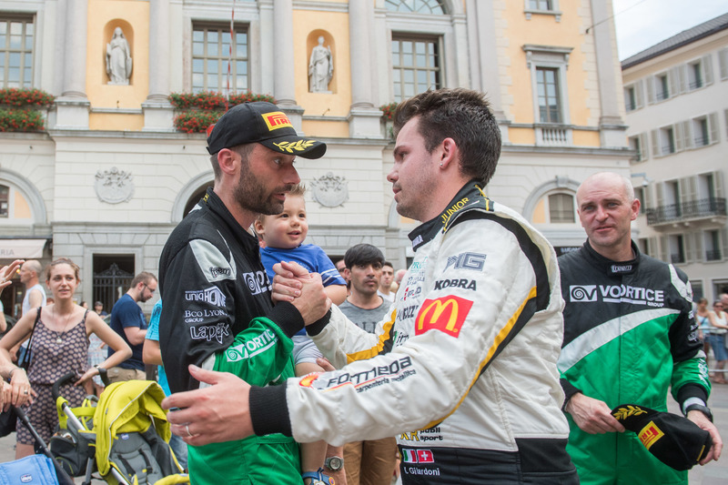 Rallye suisse Diaporama: le Rallye du Tessin gagné par Kevin Gilardoni